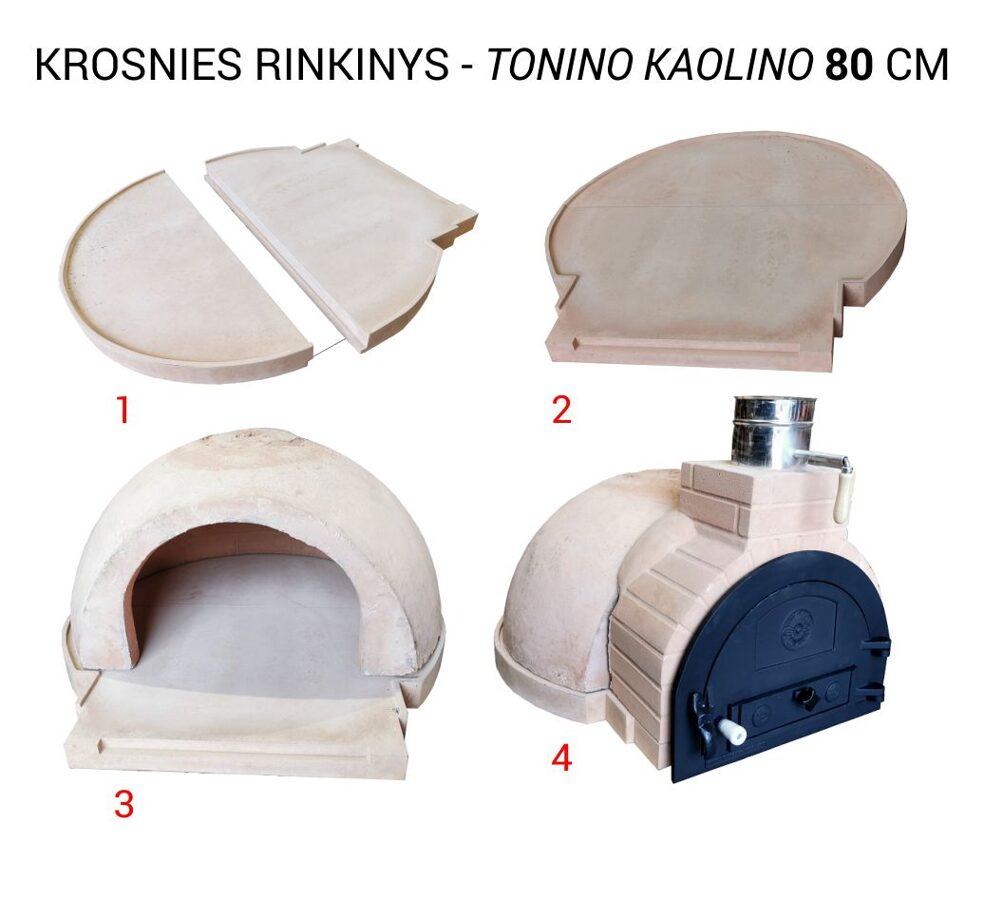 KROSNIES RINKINYS TONINO KAOLINO