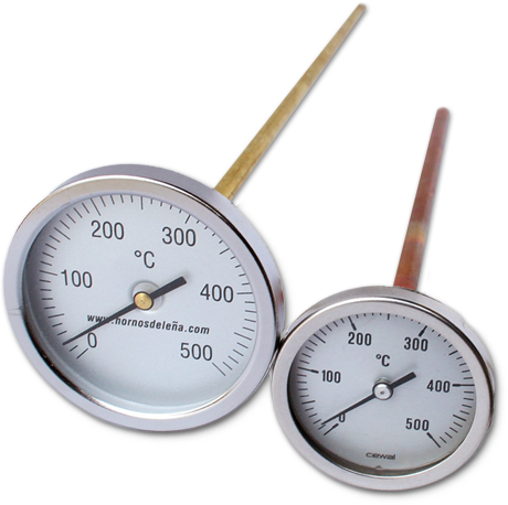 Termometrai